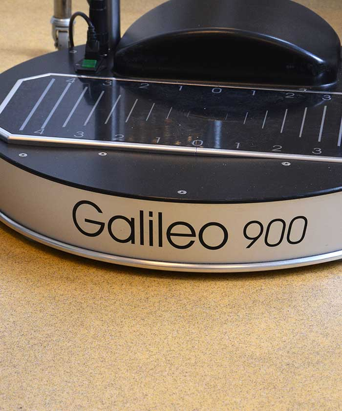 Galileo (Vibrationsplatte)